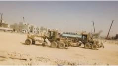 Arabia Saudí construye una réplica perfecta de Murcia en el desierto
