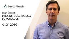Análisis semanal de economía y mercados (01-04-2020)