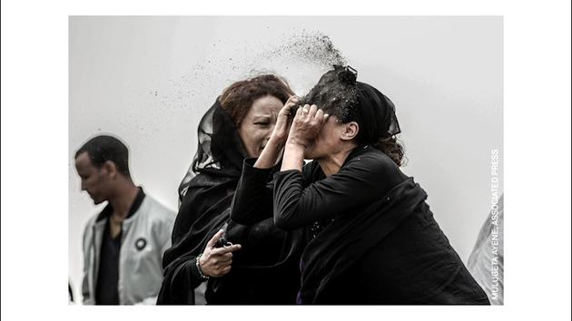Las fotografías nominadas al World Press Photo