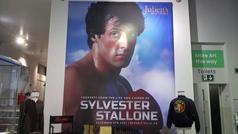 Más de 10.000 euros por los guantes de boxeo de Stallone en Rocky III