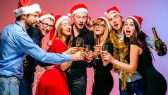 Consejos para sobrevivir a una cena de empresa en Navidad