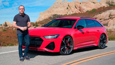 Probamos el Audi RS 6 Avant, la bestia familiar de Audi