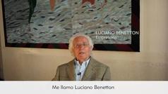 El regreso de Luciano Benetton