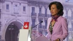 """Ana Botín: """"Hoy los bancos somos parte de la solución"""""""