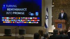 El Rey pide en Jerusalén estar alerta ante el resurgir del discurso del odio