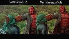 Comparativa del tráiler de Hellboy en Estados Unidos y en España