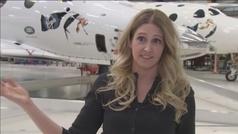 Beth Moses, la primera mujer que vuela al espacio en un viaje comercial