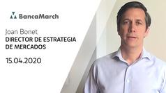 Análisis semanal de economía y mercados (15-04-2020)