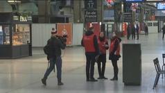 Trenes y vuelos anulados por la huelga contra la reforma de pensiones en Francia