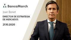 Análisis semanal de economía y mercados (21-10-2020)