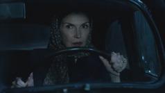 Maria Pia Calzone es la diva Carla en 'Dime quién soy'