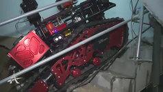 """El """"robot bombero"""" se presenta en la Feria de Emergencias de Sevilla"""