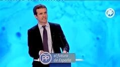 Casado promete una integración plena de Sáenz de Santamaría y su equipo