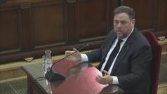 """Oriol Junqueras: """"Absolutamente nada de lo que hemos hecho es delito"""""""
