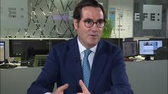CEOE rechaza un acuerdo a cuatro años sobre el SMI
