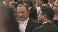 Kevin Spacey vuelve al cine tras casi cuatro años alejado de las pantallas