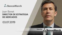 Análisis semanal de economía y mercados (03-07-2016)