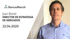 Análisis semanal de economía y mercados (21-04-2020)