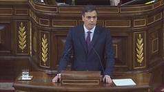 Pedro Sánchez garantiza que la exhumación de restos de Franco se hará muy pronto