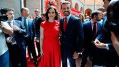 Ayuso ya es presidenta de la Comunidad de Madrid