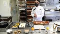 La receta de la torrija de Paco Pastel, la mejor de Madrid