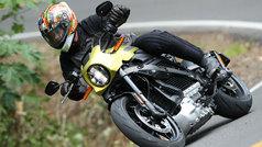 Probamos la LiveWire, la brutal moto eléctrica de Harley-Davidson