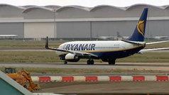 Ryanair deberá garantizar hasta un 59% de los vuelos