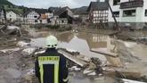 Más de 1.000 personas desaparecidas en Alemania tras las graves...