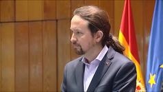 Toman posesión los ministros de Unidas Podemos