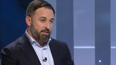 """Abascal asegura que en el Gobierno mandan """"Venezuela y el separatismo catalán"""""""