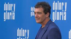 """Medios estadounidenses califican a Antonio Banderas como uno de los pocos """"actores de color"""" nominados a los Oscar"""