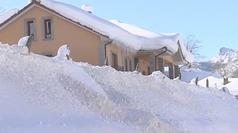 El pueblo más frío de España está a -35,6º