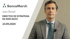 Análisis semanal de economía y mercados (23-9-2020)