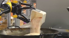 El robot que hace paellas para revolucionar el mundo de la cocina