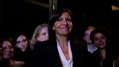 La gaditana Anne Hidalgo es elegida candidata socialista a las presidenciales francesas de 2022