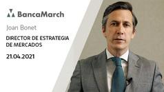 Análisis semanal de economía y mercados (21-04-2021)