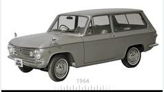 100 años Mazda