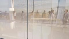 El ascensor de cristal más espectacular del mundo