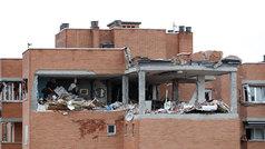 Una explosión de gas provoca 16 heridos en Vallecas