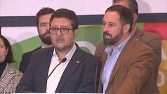 Abascal: Andalucía es un anticipo del crecimiento de VOX en toda España