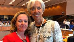 Calviño en la carrera por sustituir a Lagarde