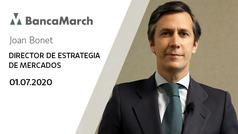 Análisis semanal de economía y mercados (1-7-2020)