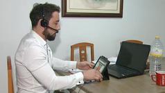 El teletrabajo dispara los problemas musculares en los empleados