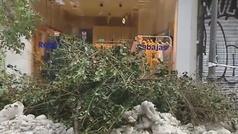 Filomena congela las compras de rebajas en las zonas afectadas