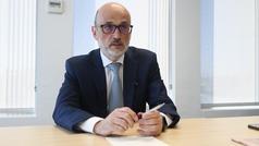 """Pérez-Sala: """"Es urgentísimo reformar las pensiones para evitar el colapso de la economía española"""""""