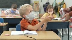 Alertan sobre el uso de geles hidroalcohólicos en niños
