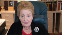 "Madeleine Albright: ""América y Europa, incluida España, deben liderar"""