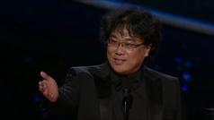 Parásitos arrasa en los Oscars 2020 con cuatro estatuillas