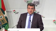 El PNV consigue del Gobierno el traspaso del ingreso mínimo vital para País Vasco y Navarra