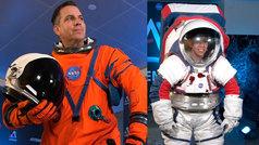Así son los nuevos trajes espaciales de la NASA